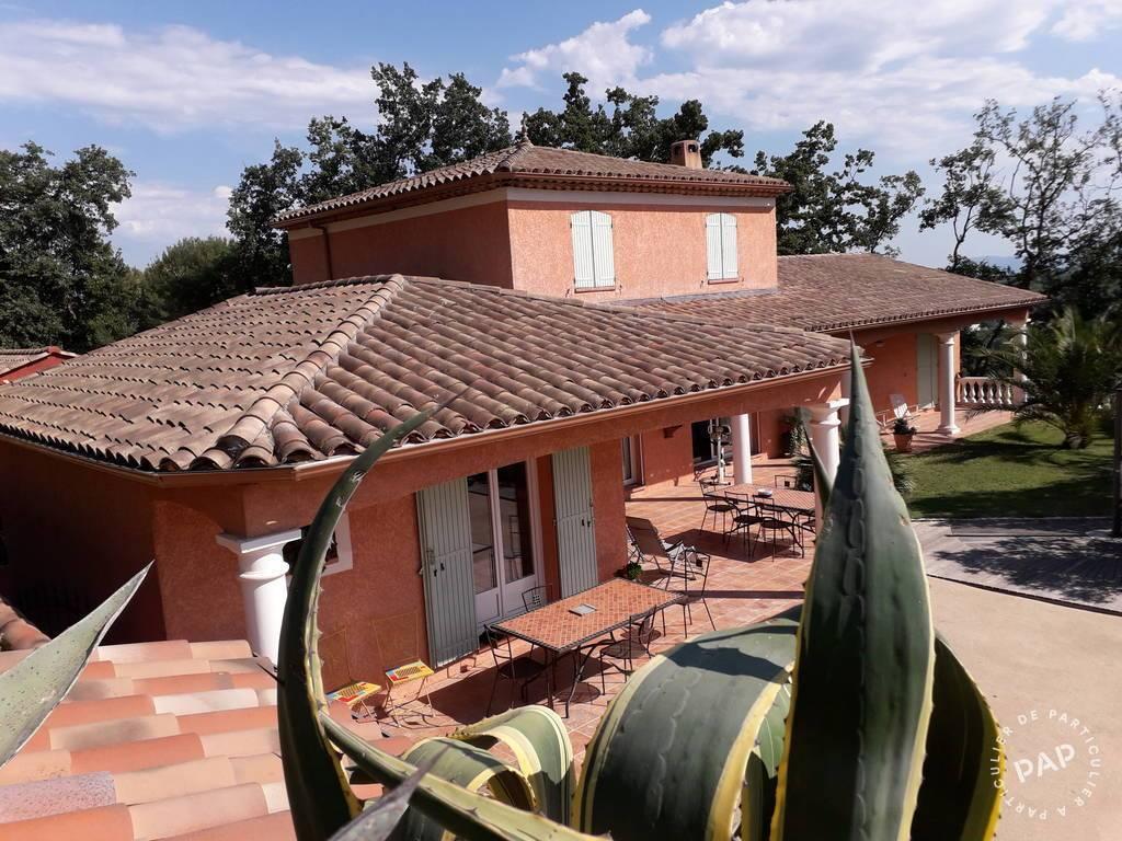 Vente immobilier 750.000€ Draguignan (83300)