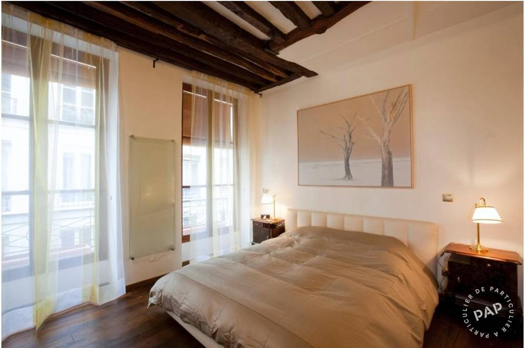 Location immobilier 2.300€ Paris 2E (75002)