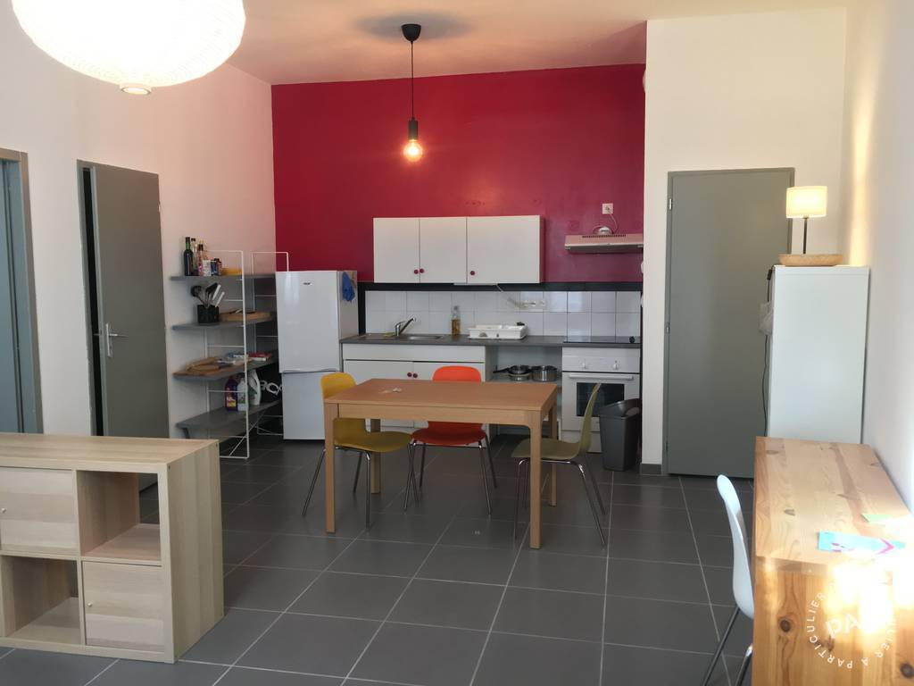 Location immobilier 630€ Nîmes (30900)