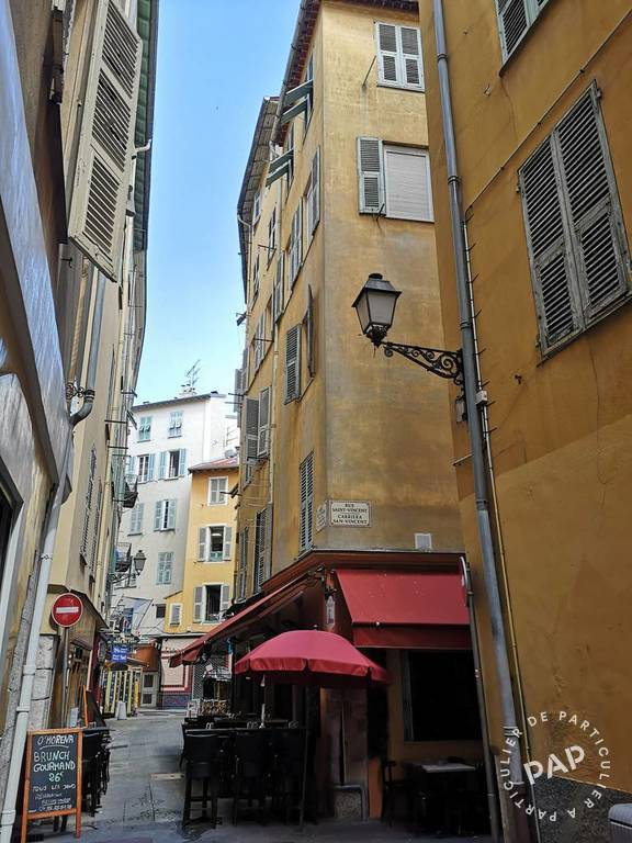 Location immobilier 750€ Nice (06100)