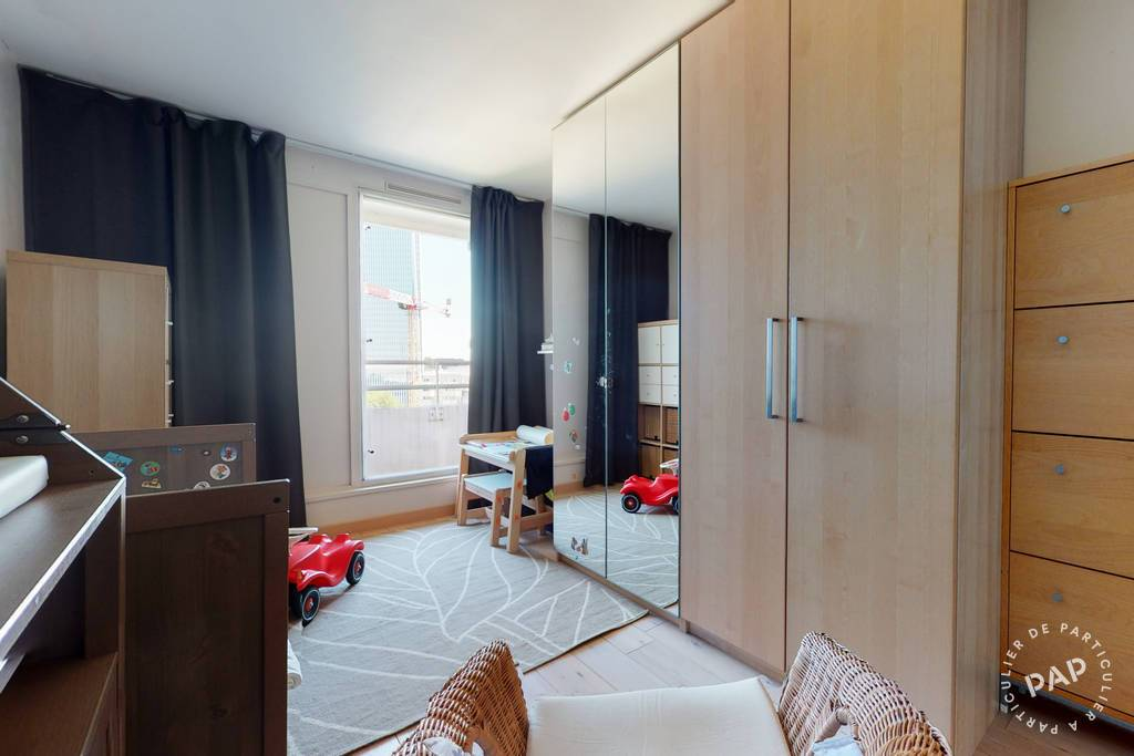 Appartement 540.000€ 97m² Nanterre (92000)