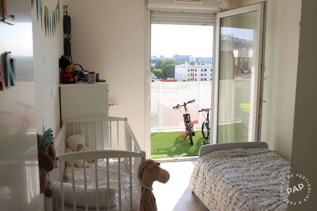Appartement 520.000€ 65m² Saint-Ouen (93400)