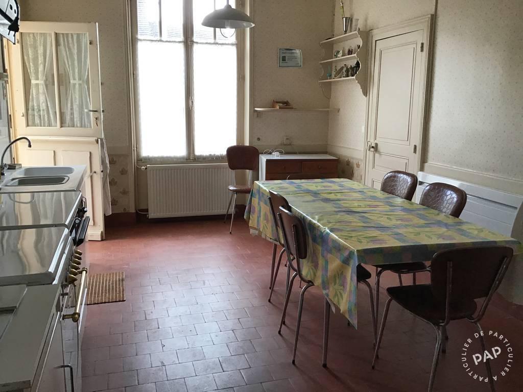 Maison 150.000€ 148m² Lye (36600)
