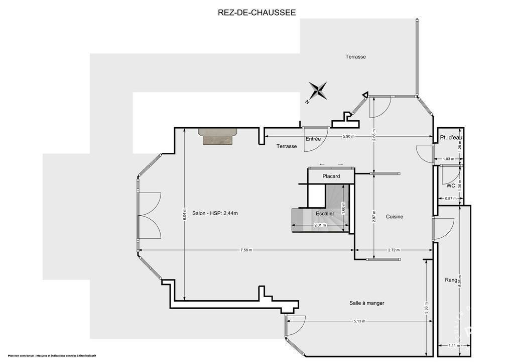 Vente Maison Brunoy (91800) 165m² 675.000€