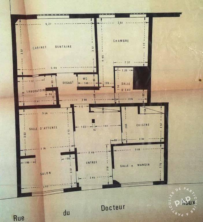 Vente et location Bureaux, local professionnel Sceaux (92330) 102m² 470.000€