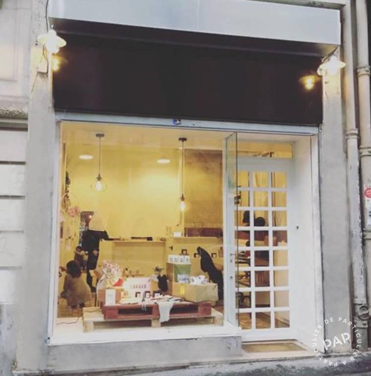 Vente et location Local commercial Paris 18E (75018) 20m² 30.000€
