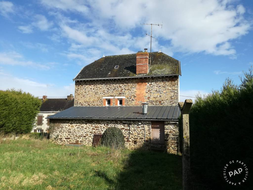 Vente maison 6 pièces La Haie-Traversaine (53300)
