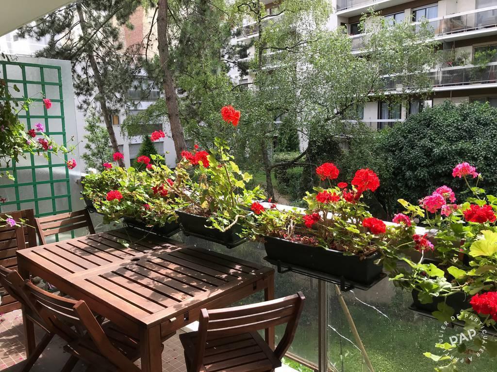 Vente appartement 7 pièces Paris 15e