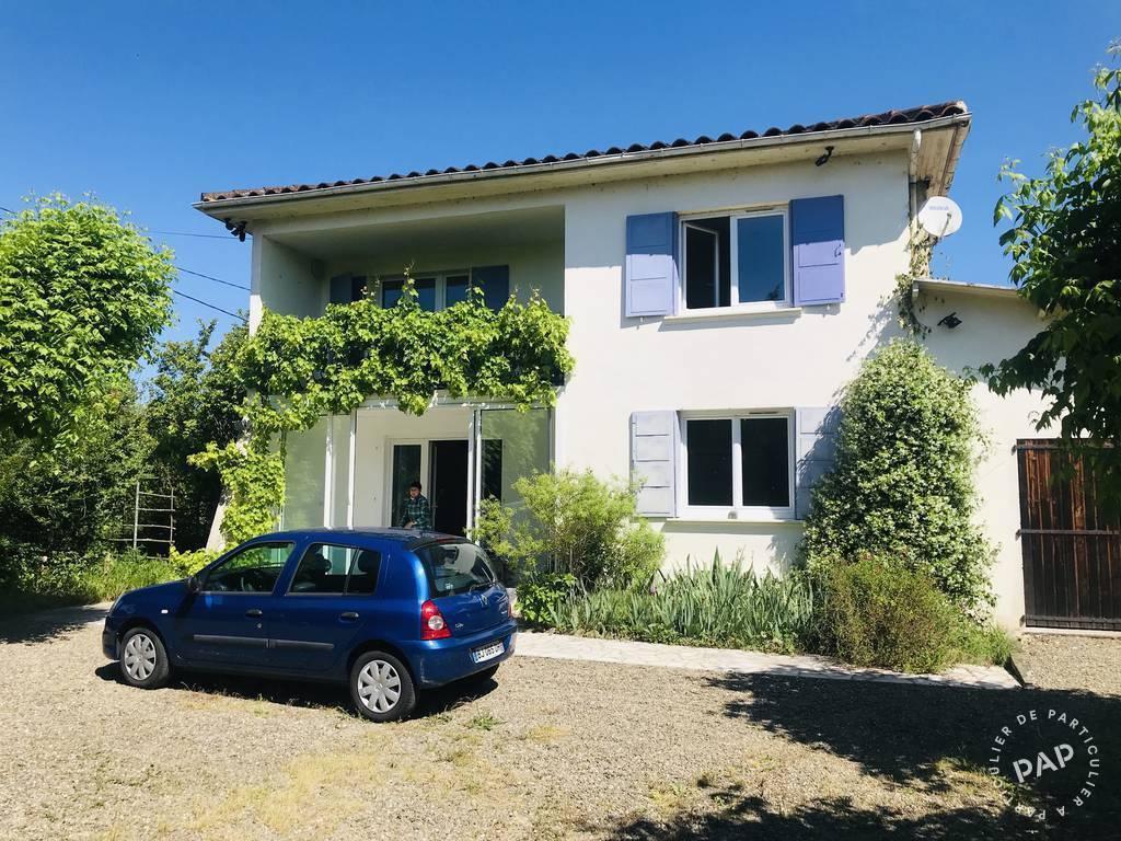 Vente maison 6 pièces Cahuzac-sur-Adour (32400)