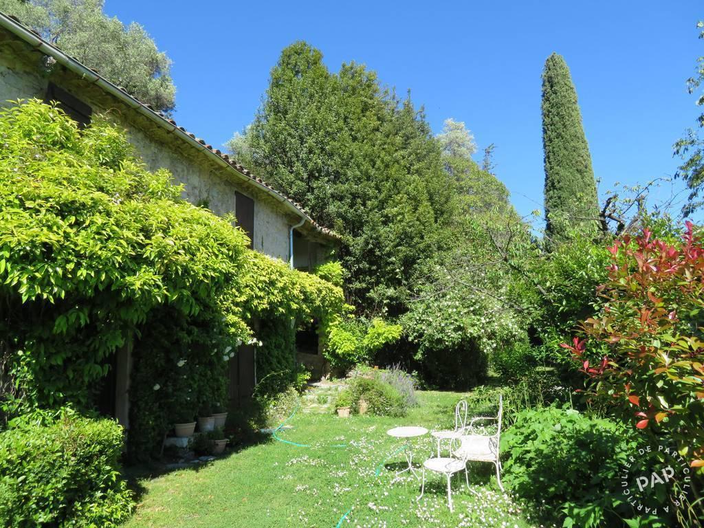 Vente Maison Grasse (06130) 143m² 620.000€