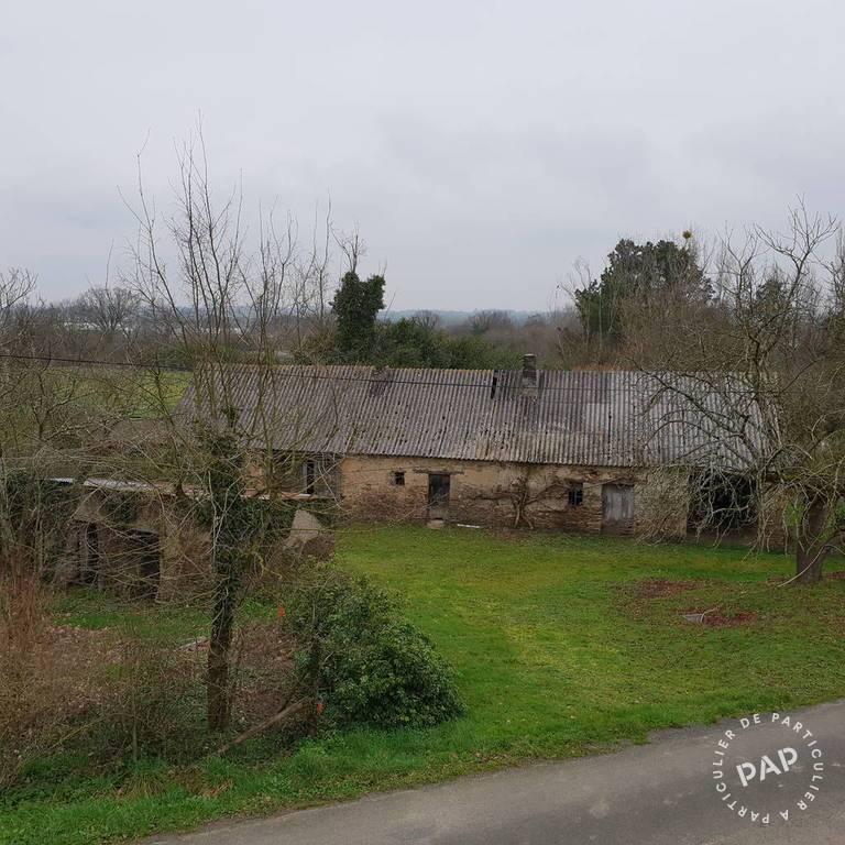 Vente maison 8 pièces Vallons-de-l'Erdre (44540)