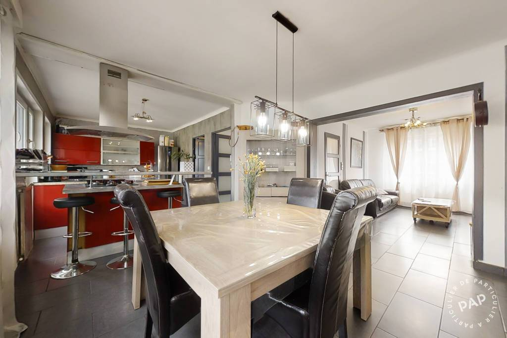 Vente Maison Téteghem (59229) 150m² 190.000€