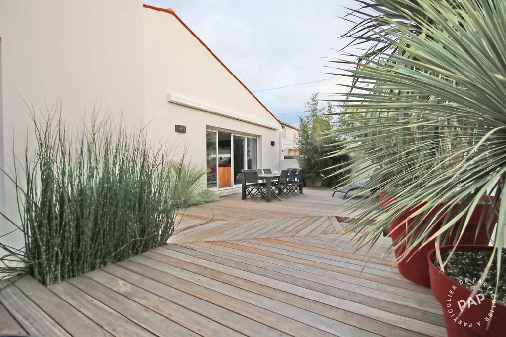 Vente Maison Vaux-Sur-Mer (17640) 240m² 1.000.000€