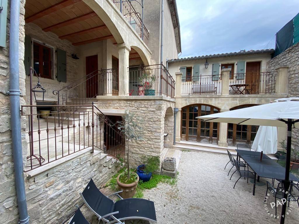 Vente Maison Barjac (30430) 250m² 590.000€