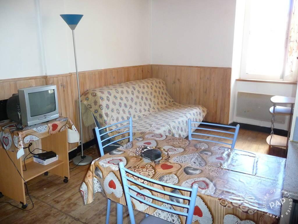 Vente appartement studio Font-Romeu-Odeillo-Via (66120)