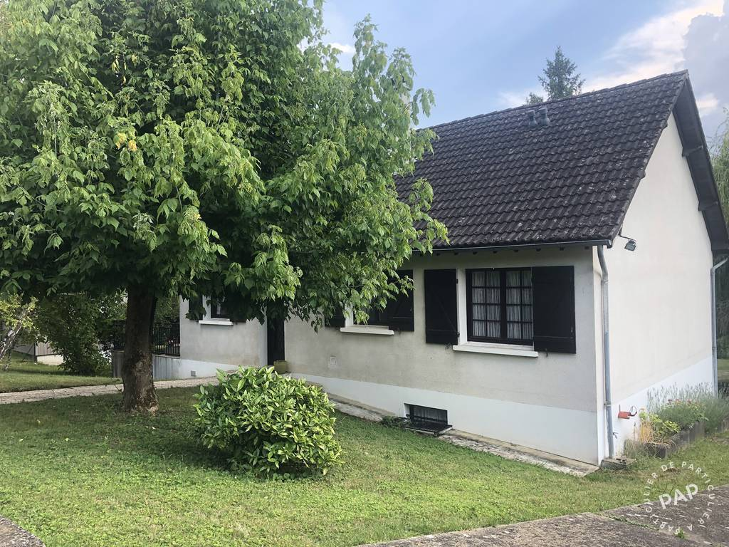Vente Maison Saint-Aubin-Sur-Yonne (89300) 90m² 199.000€