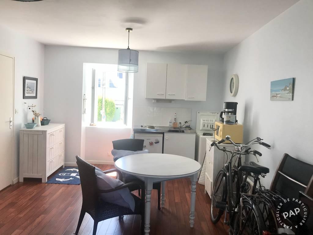 Vente Appartement Quiberon 25m² 92.500€