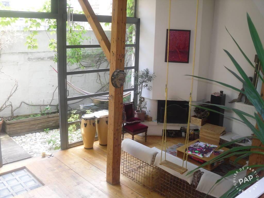 Vente appartement 6 pièces Paris 20e
