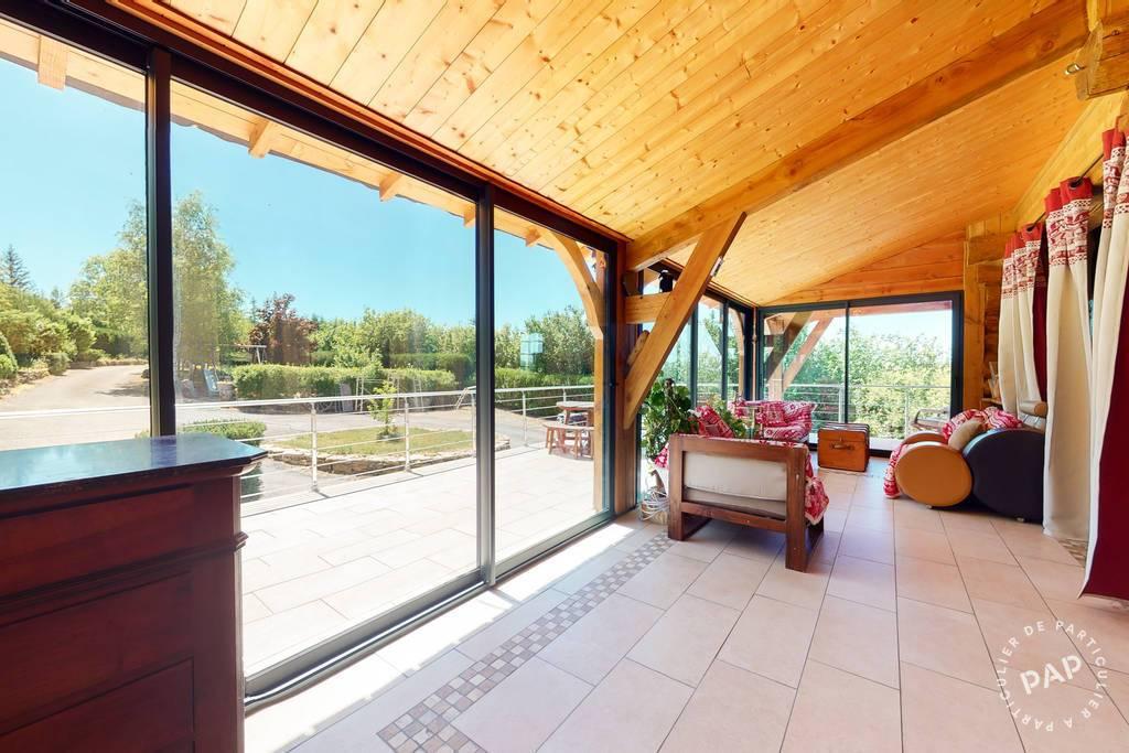 Vente Maison Au Coeur Du Parc Des Cévennes 173m² 450.000€