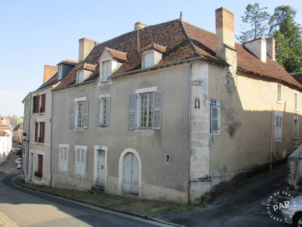 Vente maison 10 pièces Le Blanc (36300)