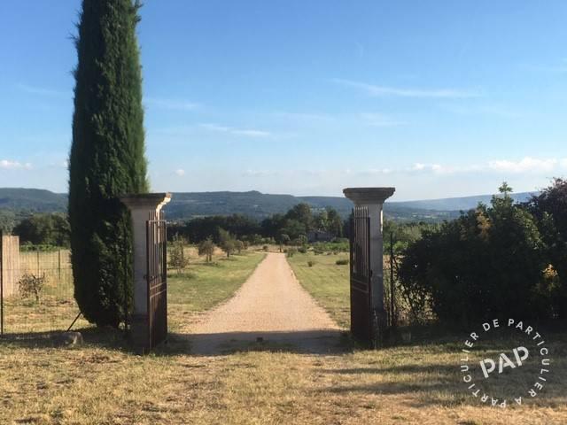 Vente Maison 6 Km Apt - Route De Villars 322m² 820.000€