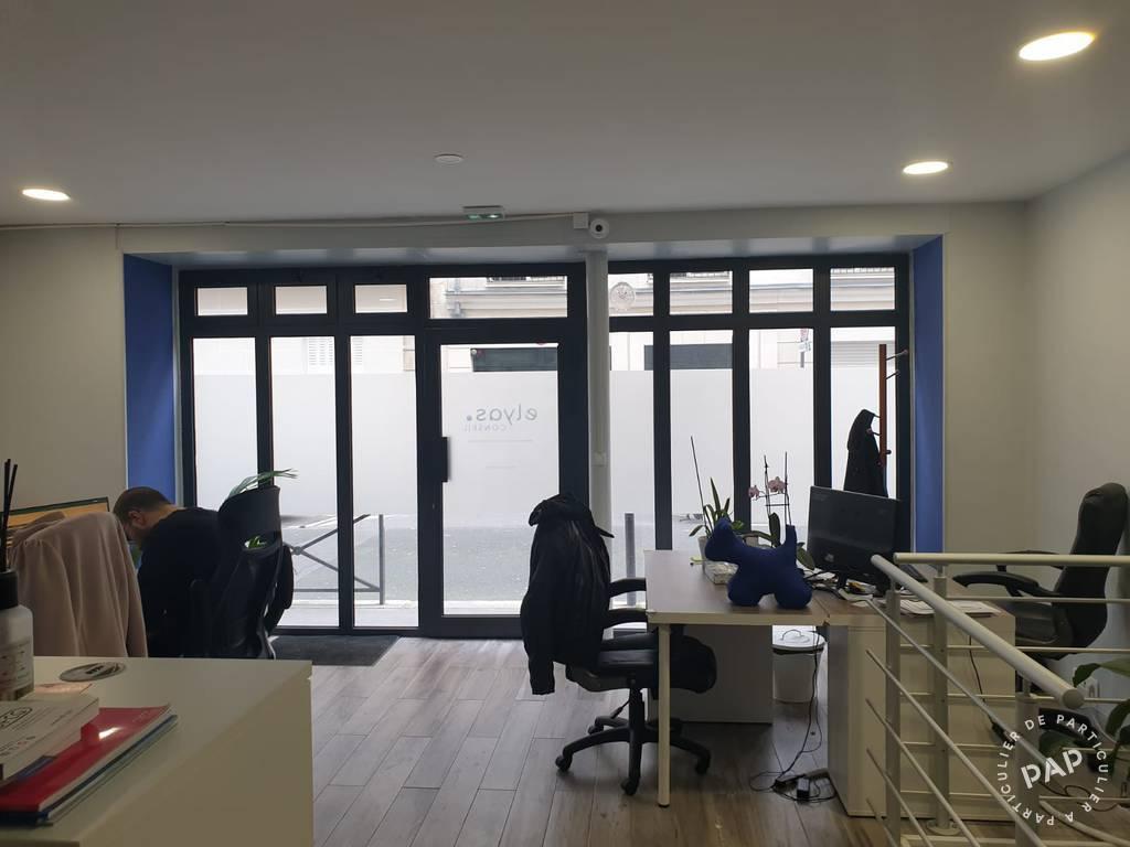 Vente et location Bureaux, local professionnel Paris 16E 84m²