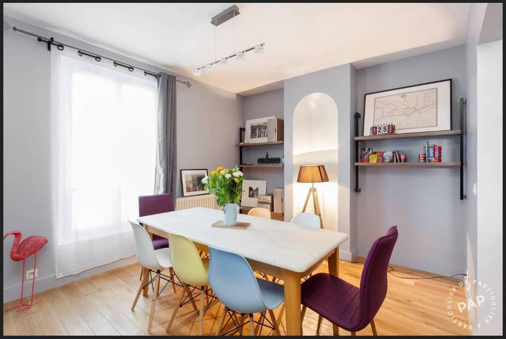 Vente appartement 5 pièces Montrouge (92120)