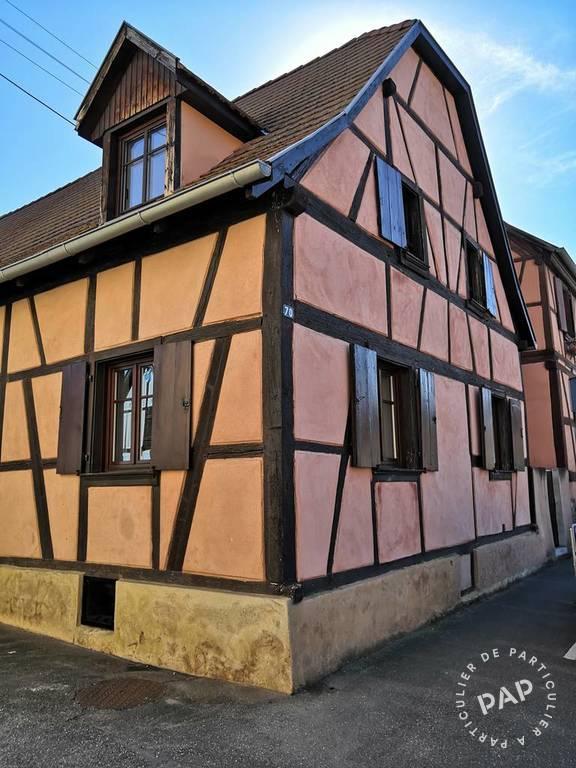 Vente appartement 3 pièces Ohnenheim (67390)