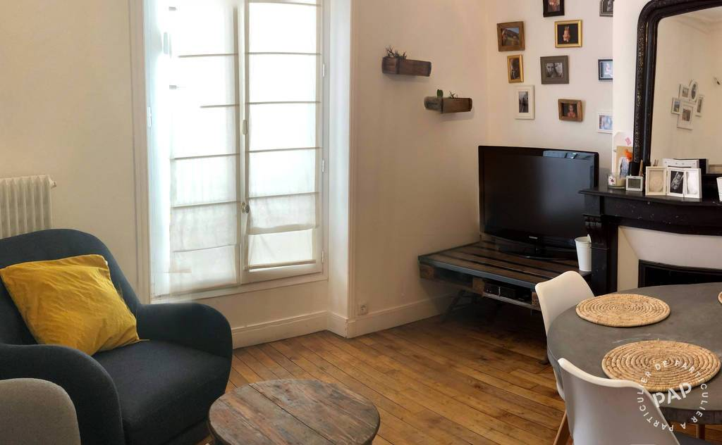 Vente appartement 3 pièces Suresnes (92150)