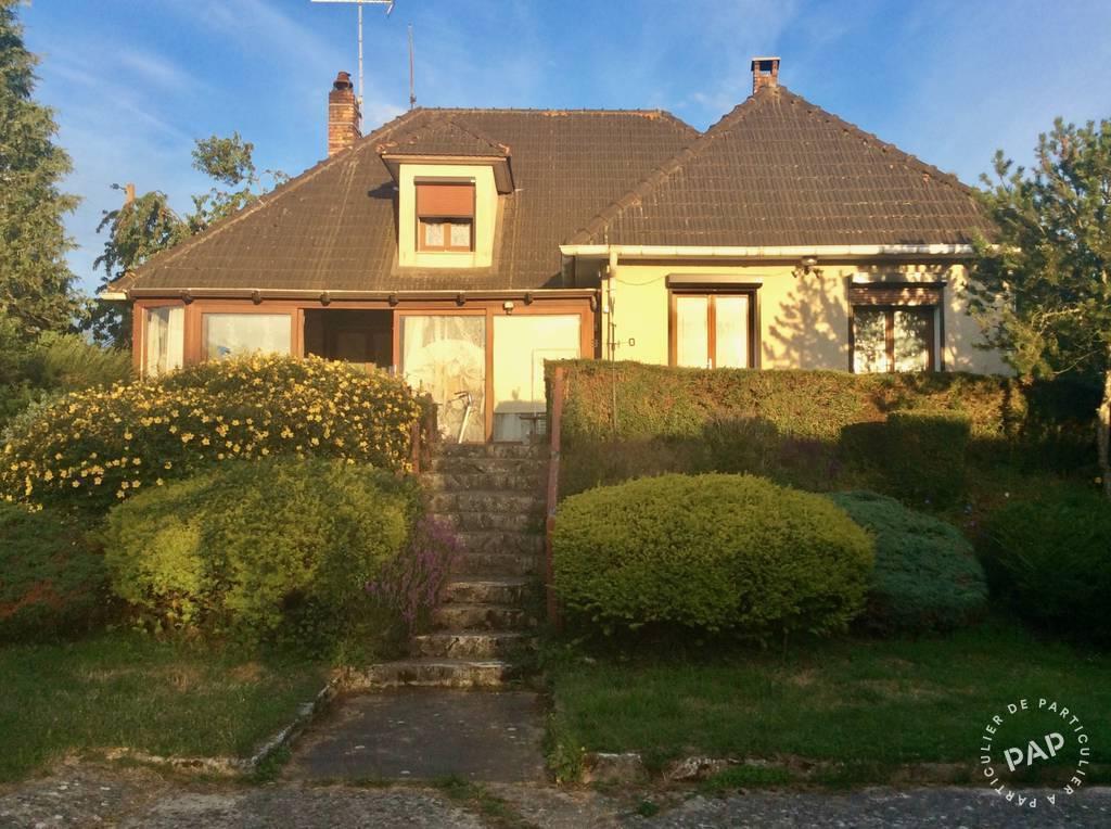 Vente Maison Chuelles (45220) 160m² 162.000€