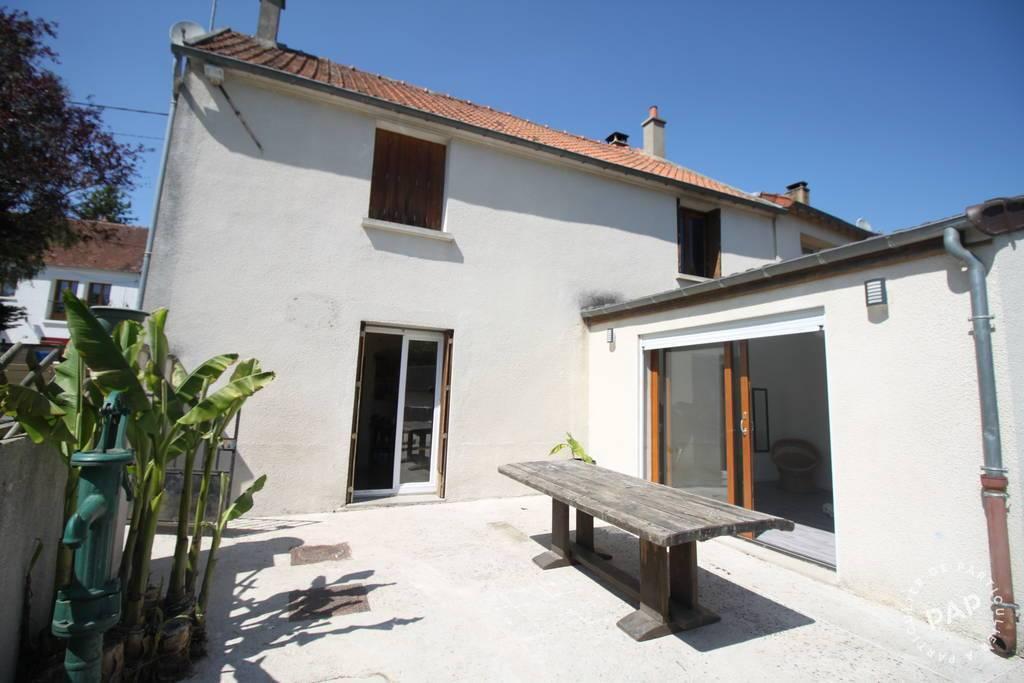 Vente maison 6 pièces Saint-Denis-lès-Rebais (77510)