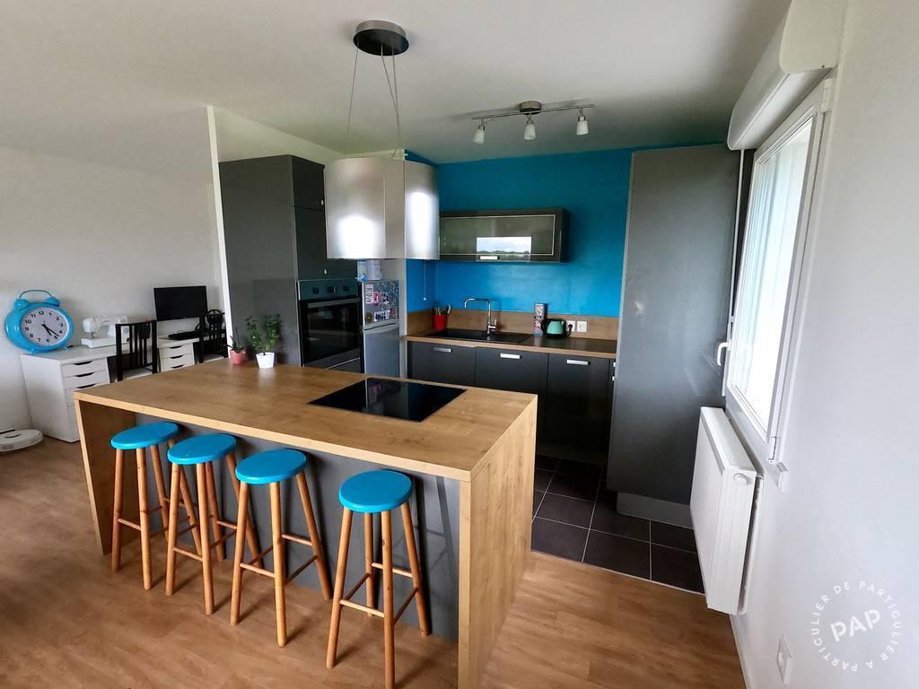 Vente Appartement Leers (59115) 67m² 180.000€