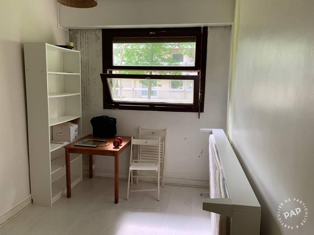 Vente appartement studio Paris 20e