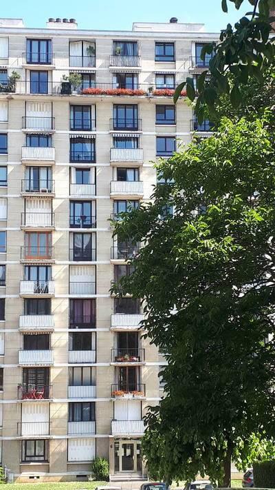 Vente appartement 4pièces 71m² Châtillon (92320) - 430.000€