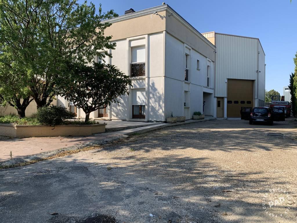Vente et location Local d'activité Brie-Comte-Robert (77170) 390m² 4.500€