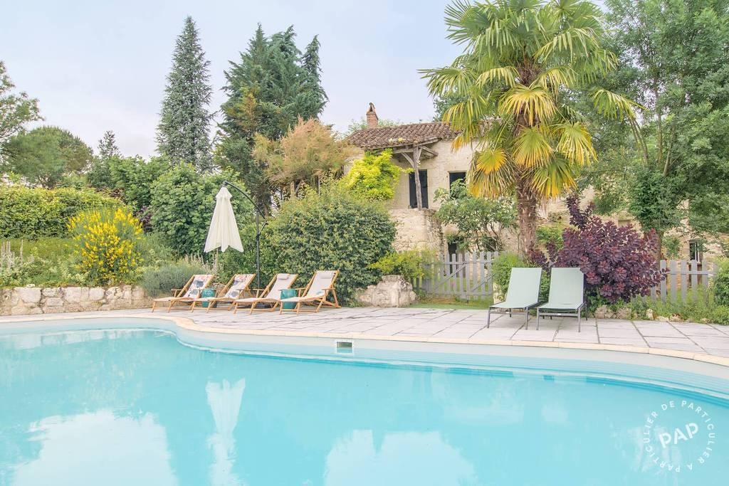 Vente maison 12 pièces Saint-Maurin (47270)
