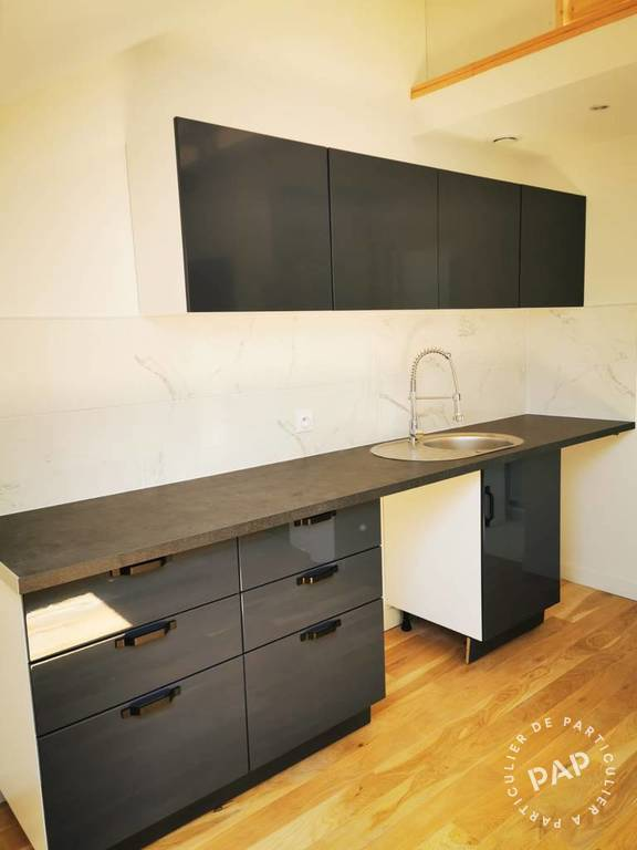 Location Appartement Dammarie-Les-Lys (77190) 25m² 600€