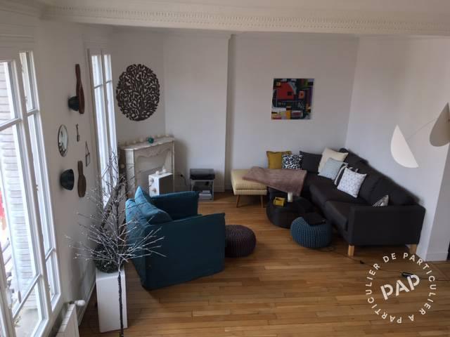 Vente appartement 4 pièces Pantin (93500)