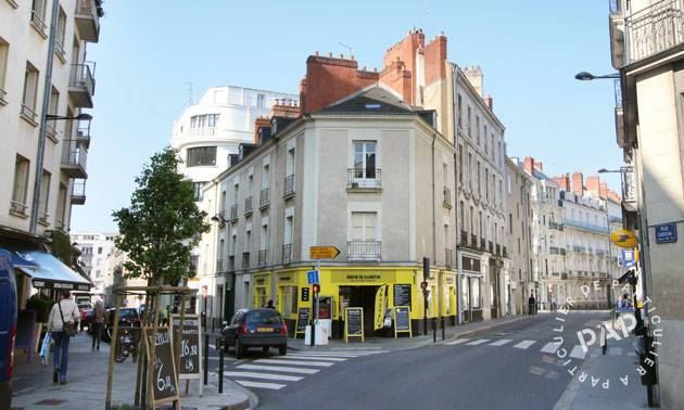 Vente appartement 7 pièces Nantes (44)