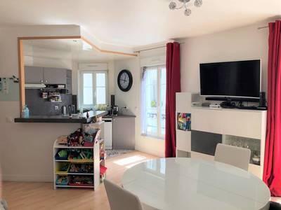 Vente appartement 3pièces 57m² Levallois-Perret (92300) - 525.000€