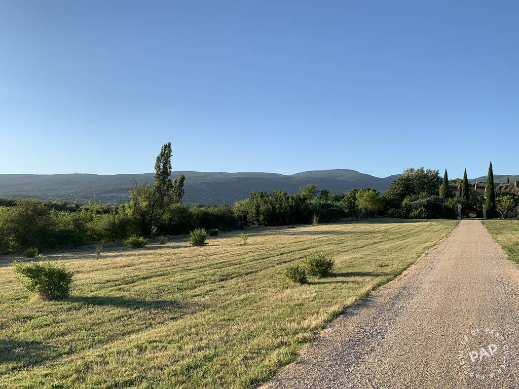 Vente Maison 6 Km Apt - Route De Villars
