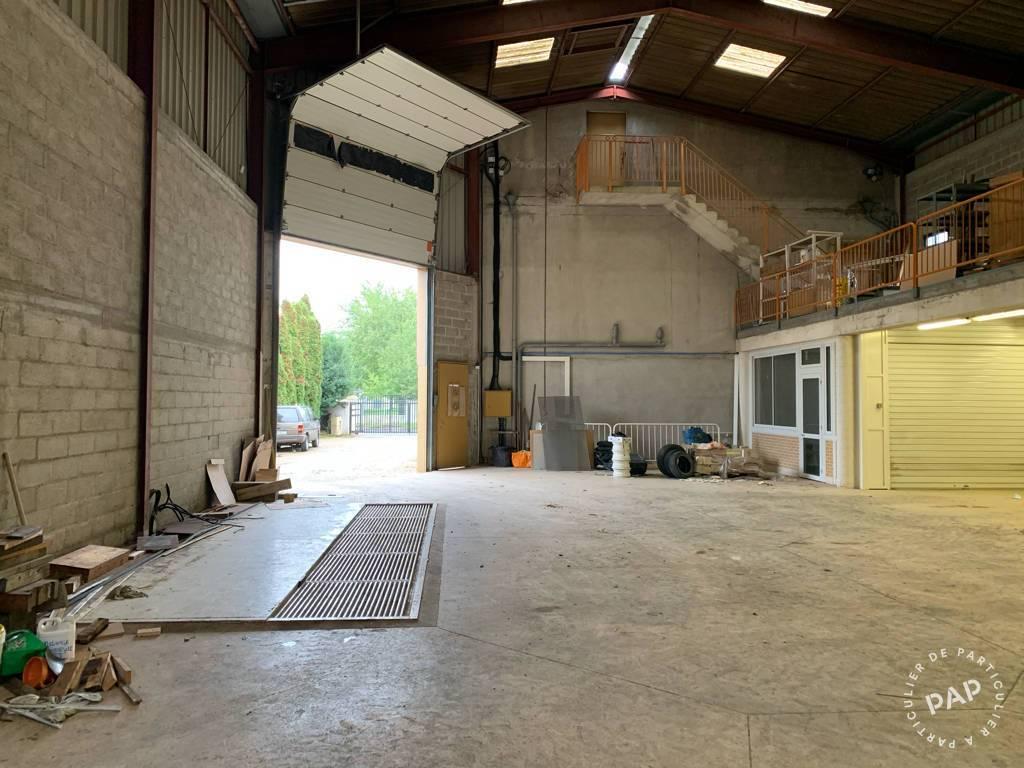Vente et location Local d'activité Brie-Comte-Robert (77170)