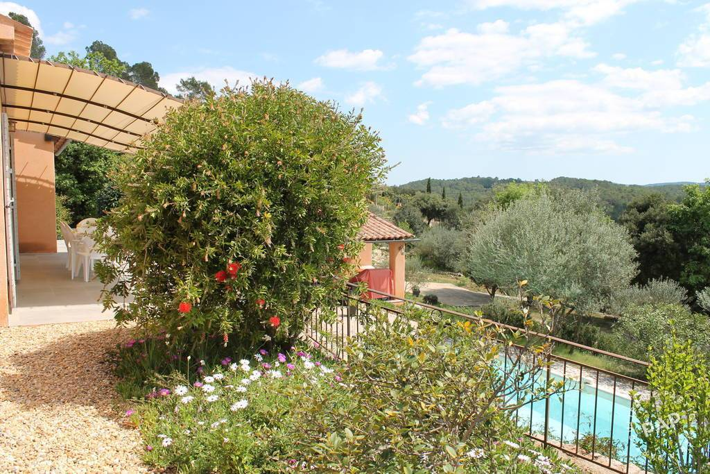 Vente immobilier 529.000€ Entrecasteaux (83570)