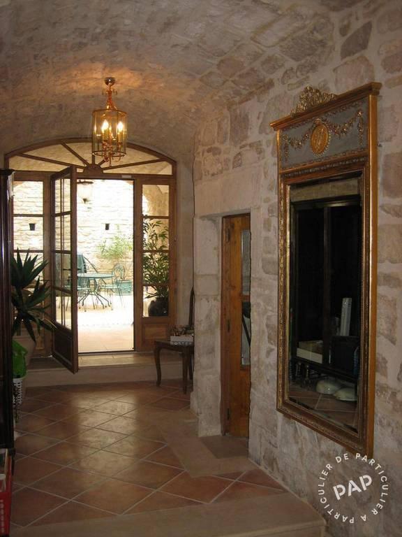 Maison Barjac (30430) 590.000€