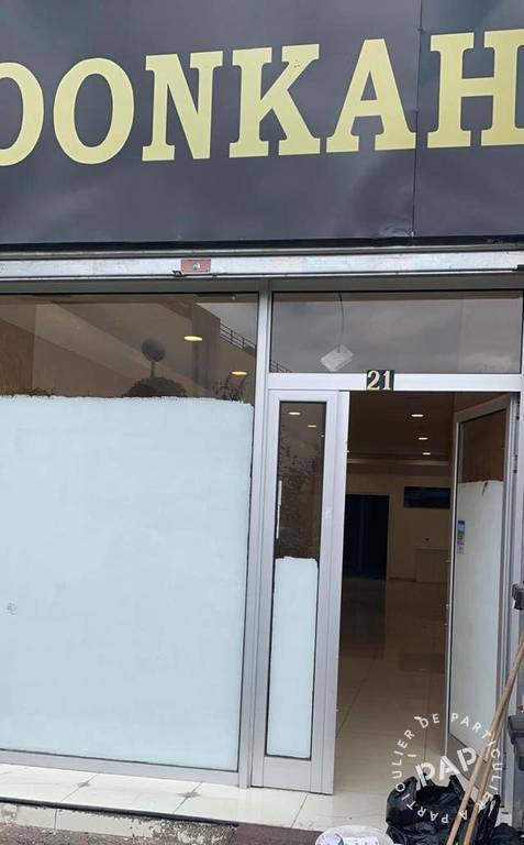 Local commercial Aubervilliers (93300) 3.000€