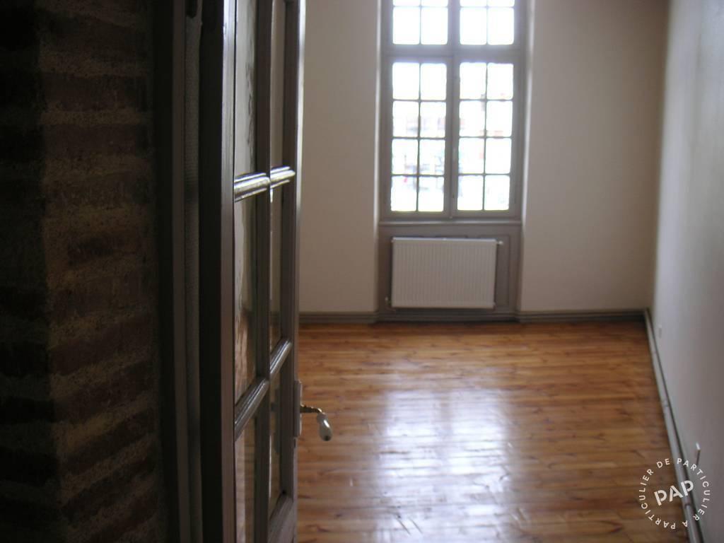 Location Appartement 162m²