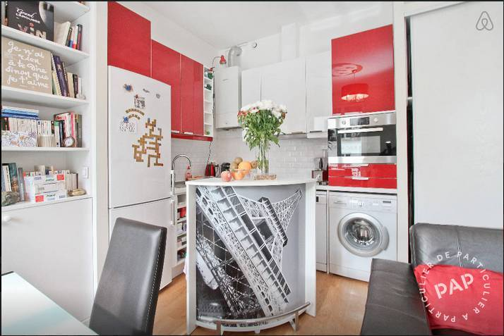 Appartement 580.000 € 46 m² Paris 11E (75011)