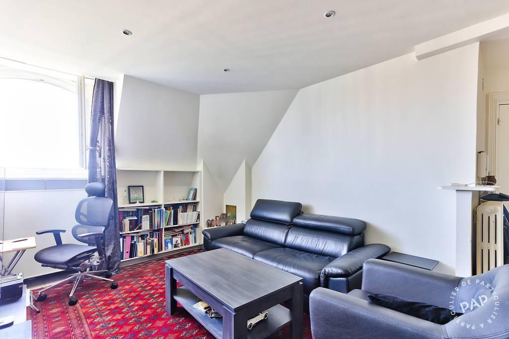 Appartement 849.000€ 61m² Paris 16E (75016)