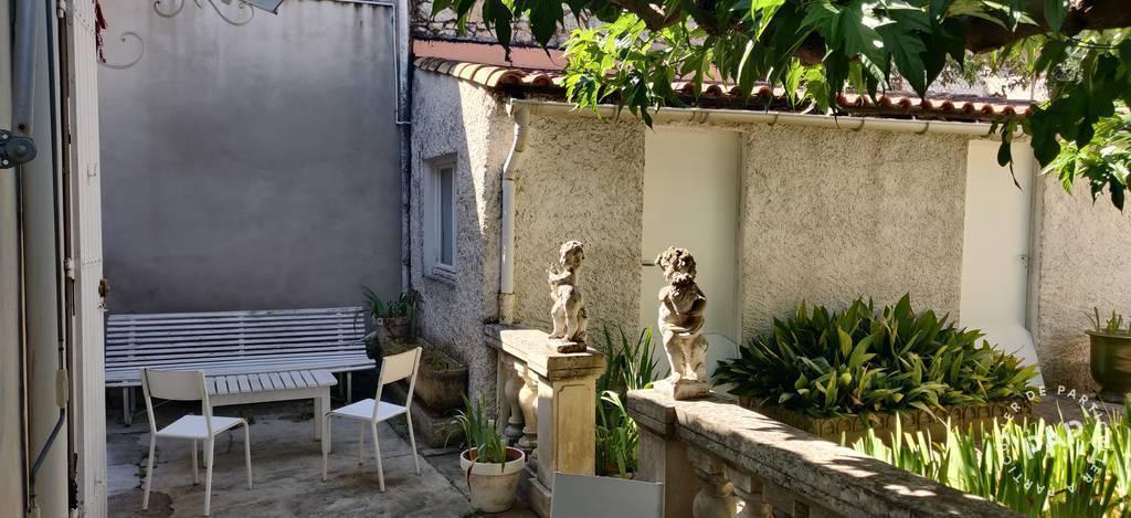 Maison 364.000€ 145m² Avec Beau Jardin - Nîmes (30000)