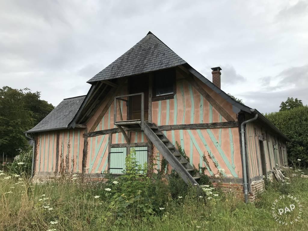 Vente Bertreville-Saint-Ouen 200m²